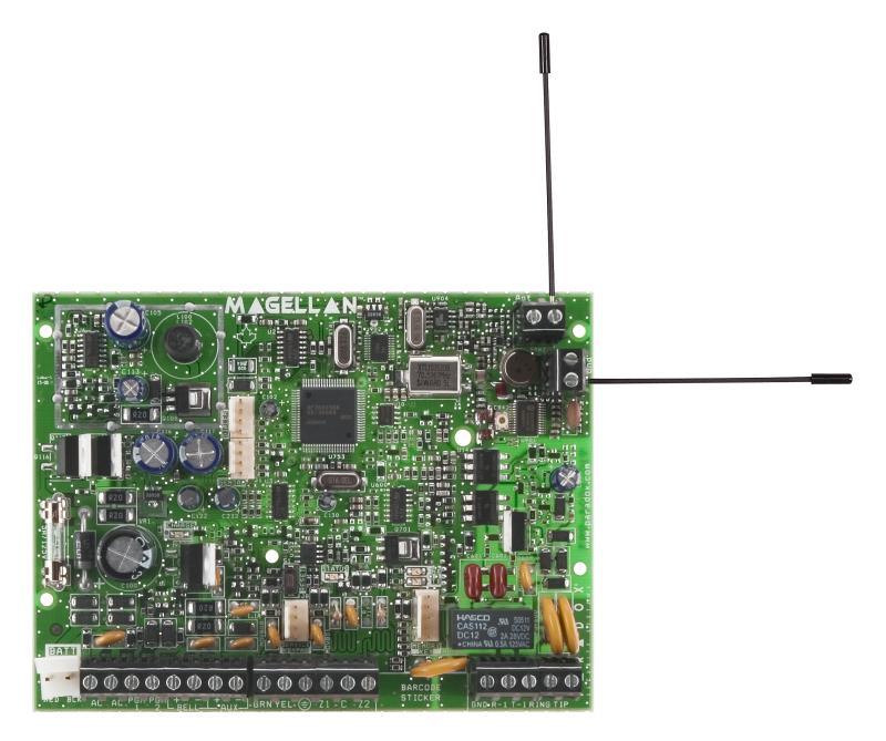 MG 5000 32 зонная контрольная панель