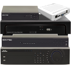 Видеосервера NVR, iNVR