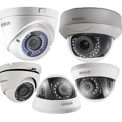 Tvi купольные видеокамеры